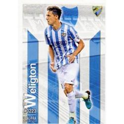 Weligton Málaga 223 Las Fichas Quiz Liga 2016 Official Quiz Game Collection