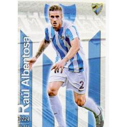 Raúl Albentosa Málaga 224 Las Fichas Quiz Liga 2016 Official Quiz Game Collection