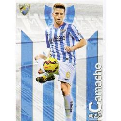 Camacho Málaga 229 Las Fichas Quiz Liga 2016 Official Quiz Game Collection