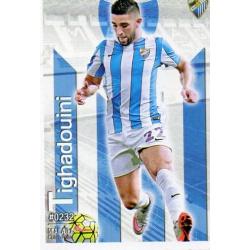 Tighadouini Málaga 232 Las Fichas Quiz Liga 2016 Official Quiz Game Collection