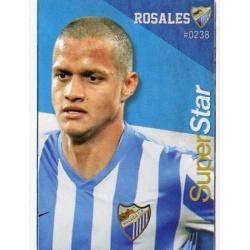 Rosales Superstar Málaga 238 Las Fichas Quiz Liga 2016 Official Quiz Game Collection