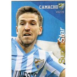 Camacho Superstar Málaga 239 Las Fichas Quiz Liga 2016 Official Quiz Game Collection