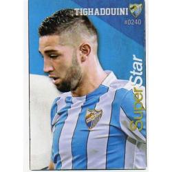 Tighadouini Superstar Málaga 240 Las Fichas Quiz Liga 2016 Official Quiz Game Collection