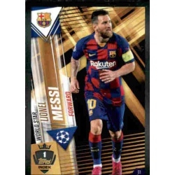 Lionel Messi Barcelona World Star W1 Leo Messi