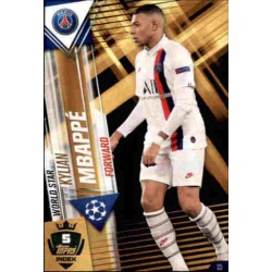 Kylian Mbappé Paris Saint-Germain World Star W5 Kylian Mbappé