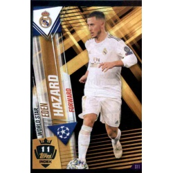Eden Hazard Real Madrid World Star W11 Match Attax 101 2019-20