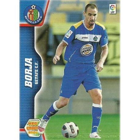 Borja Getafe 119 Megacracks 2010-11