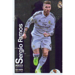 Sergio Ramos Metalcard Limited Edition Real Madrid