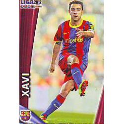Xavi Barcelona 16 Las Fichas de la Liga 2012 Official Quiz Game Collection