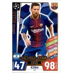 Lionel Messi UCL AllStar XI 439