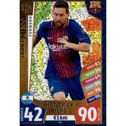 Lionel Messi Hat-Trick Hero 443