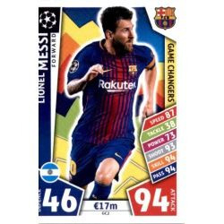 Lionel Messi Game Changers GC2
