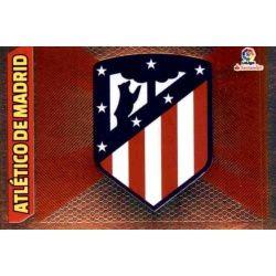 Escudo Atlético Madrid 5 Ediciones Este 2017-18
