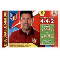 Diego Simeone Atlético Madrid 6 Ediciones Este 2017-18