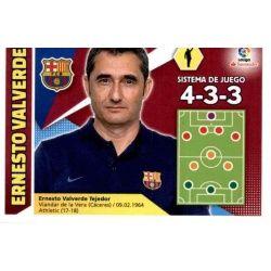 Ernesto Valverde Barcelona 8 Ediciones Este 2017-18