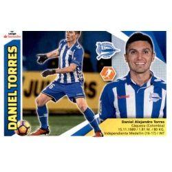 Daniel Torres Alavés 9 Ediciones Este 2017-18