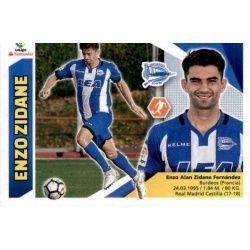 Enzo Zidane Alavés 12