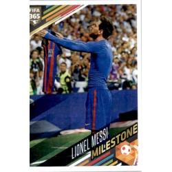 Lionel Messi Milestone Barcelona 392