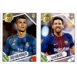 Messi Cristiano Ronaldo 501a 501b