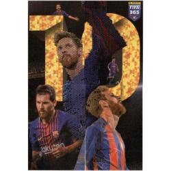 Messi Mosaico Fifa 365 2017-18