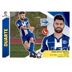 Duarte Alavés Coloca Ediciones Este 2017-18