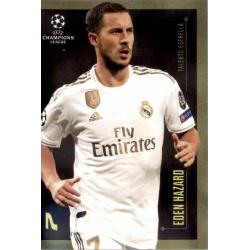 Eden Hazard Real Madrid Talento Estrella Topps Champions League Lionel Messi
