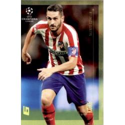 Koke Atletico Madrid Talento Estrella