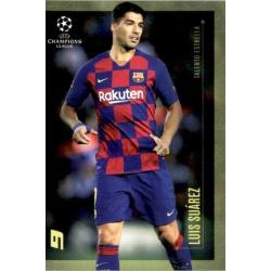 Luis Suarez Barcelona Talento Estrella