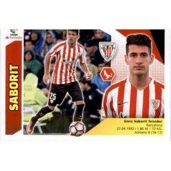 Saborit Athletic Club 7B Ediciones Este 2017-18