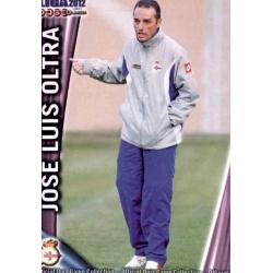 José Luis Oltra Deportivo 714