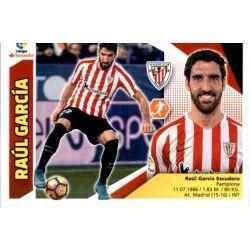 Raúl García Athletic Club 12 Ediciones Este 2017-18