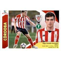 Córdoba Athletic Club Coloca Ediciones Este 2017-18
