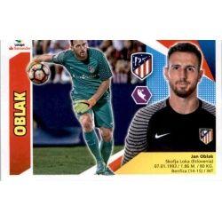 Oblak Atlético Madrid 1 Ediciones Este 2017-18