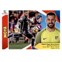 Moyà Atlético Madrid 2 Ediciones Este 2017-18