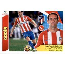 Godín Atlético Madrid 5 Ediciones Este 2017-18