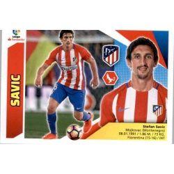 Savic Atlético Madrid 6 Ediciones Este 2017-18