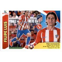 Filipe Luis Atlético Madrid 7A Ediciones Este 2017-18