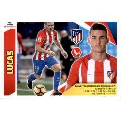Lucas Atlético Madrid 7B Ediciones Este 2017-18