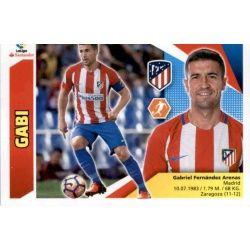 Gabi Atlético Madrid 8 Ediciones Este 2017-18
