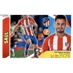 Saúl Atlético Madrid 10 Ediciones Este 2017-18