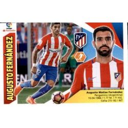 Augusto Fernández Atlético Madrid 11 Ediciones Este 2017-18