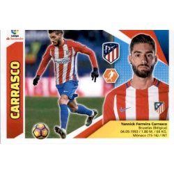 Carrasco Atlético Madrid 12 Ediciones Este 2017-18