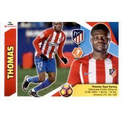 Thomas Atlético Madrid 13A Ediciones Este 2017-18