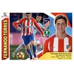 Fernando Torres Atlético Madrid 14A Ediciones Este 2017-18