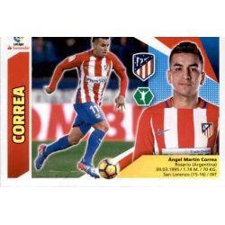 Correa Atlético Madrid 14B Ediciones Este 2017-18