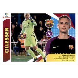 Cillessen Barcelona 2 Ediciones Este 2017-18