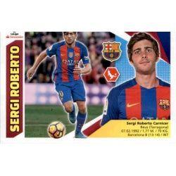 Sergi Roberto Barcelona 3A Ediciones Este 2017-18