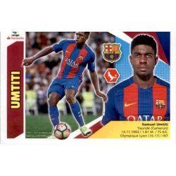 Umtiti Barcelona 4 Ediciones Este 2017-18