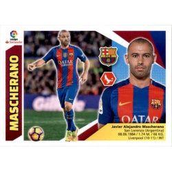 Mascherano Barcelona 5 Ediciones Este 2017-18