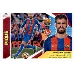 Piqué Barcelona 6 Ediciones Este 2017-18